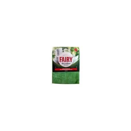 Серветка мікрофібра XL 40*50 см  Fairy