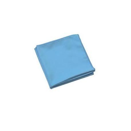 Серветка мікрофібра Nicols для скла 32*36