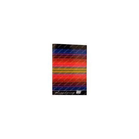 Папір кольоровий А4 9арк. Бумвест 4В01