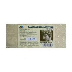 Пластилин Гамма Скульптурный Белый 400г. 331051