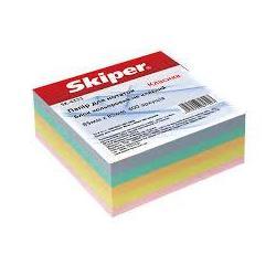 Папір для нотаток 85*85*400арк.SK 140009 (4311) кол.