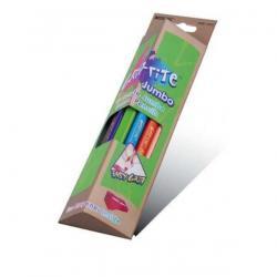 """Кольрові олівці 9400-12СВ 12кол. """"Grip-rite JUMBO"""""""
