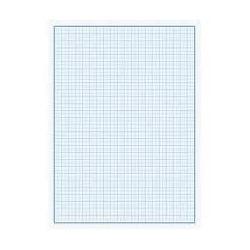 Папір міліметровий А4 65г/м 7в09