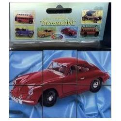 """Кубики """"Автомобілі"""" 106042, 106052,"""