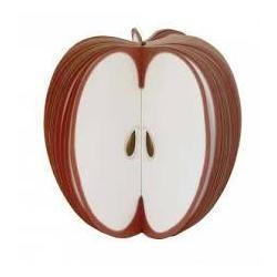 Папір для нотаток Яблуко150арк.L1327 клеєн.
