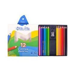 Кольрові олівці 1450-12СВ 12кол.