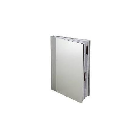 Ежедневник Brunnen недат. Агенда Aluminium срібний (2013-16) 73-7968092